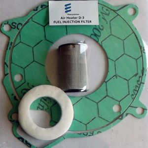 Air Heater D-3 Fuel Injection Filter